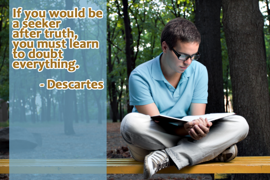 quote on seeking the truth