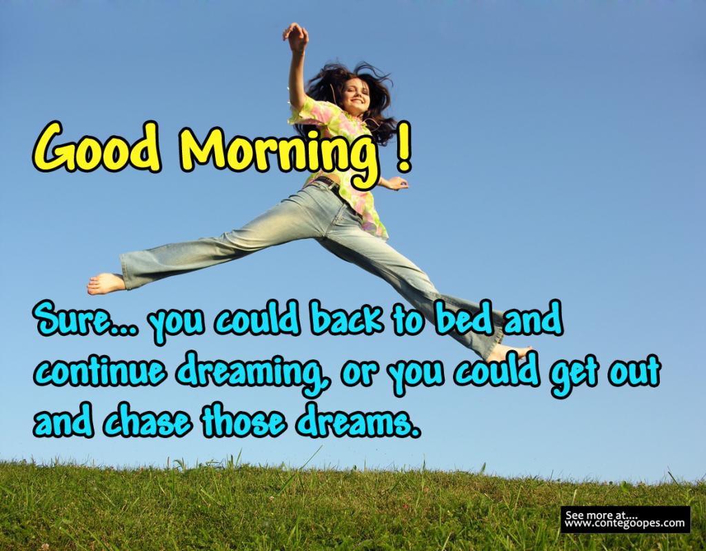 random good morning quote