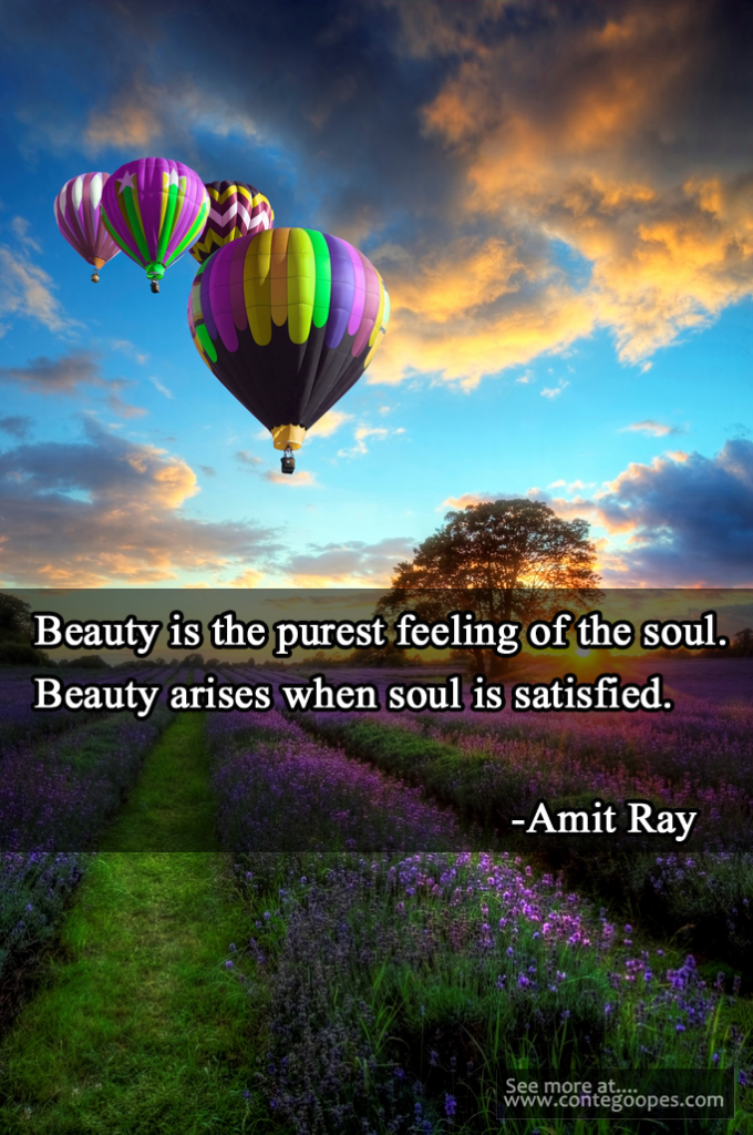 beauty and soul quote