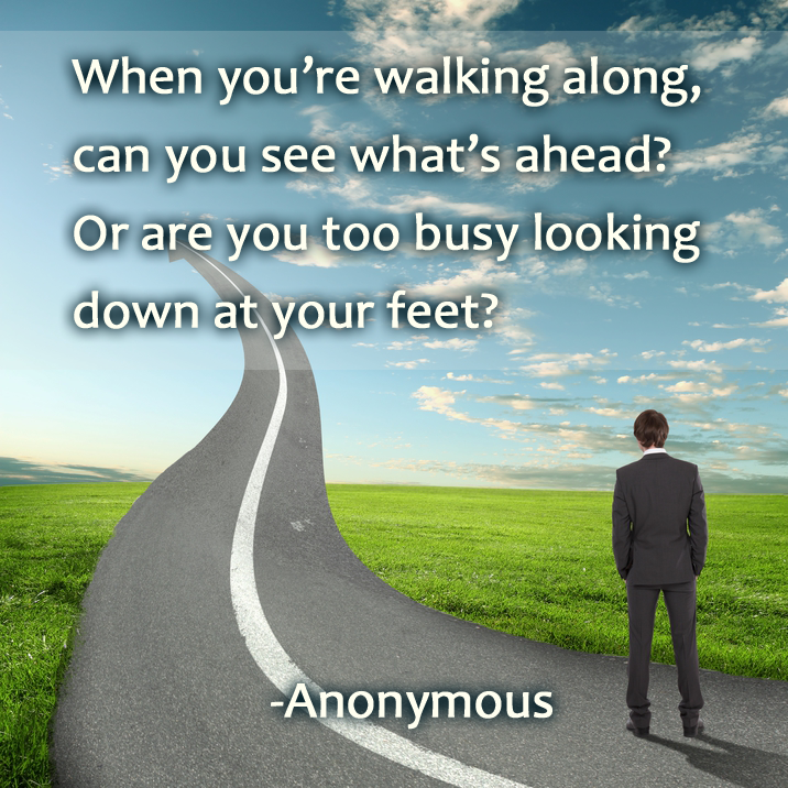 quote on walking alone